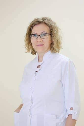 Харионовская (Невзорова) Елена Александровна, врач-акушер-гинеколог, специалист УЗИ-диагностики