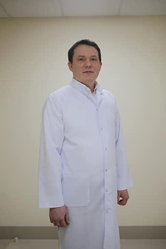 Казаков Сергей Владимирович, врач-дерматовенеролог