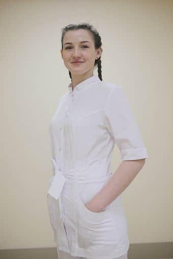 Колесник Дарья Олеговна, медицинская сестра