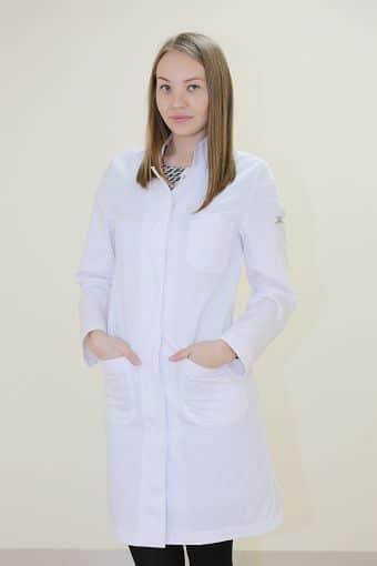 Лавринова Евгения Александровна, врач-кардиолог, специалист УЗИ-диагностики