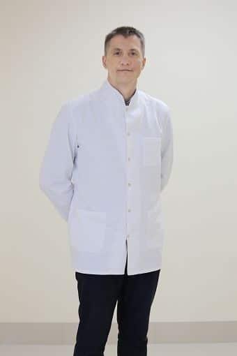 Почобут Владислав Иванович, врач-диетолог, терапевт, специалист УЗИ-диагностики