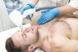 лечение кожи лазером