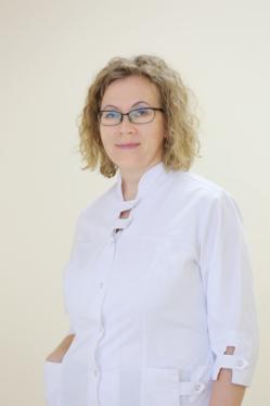 Харионовская (Невзорова) Елена Александровна, врач-акушер-гинеколог, специалист УЗ-диагностики