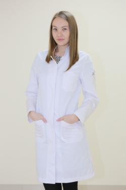 Лавринова Евгения Александровна, врач-кардиолог, специалист УЗ-диагностики