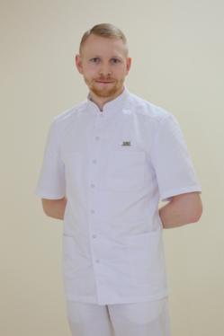 Попков Никита Витальевич, массажист